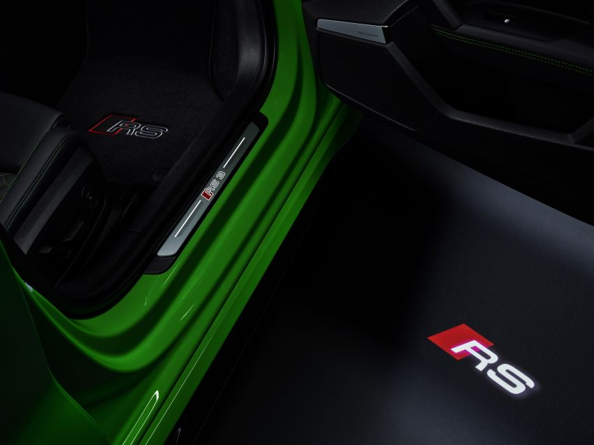 2022 Audi RS3 Sportback and RS3 Sedan debut – 400 PS/500 Nm 2.5 litre TFSI, Torque Splitter rear axle Image #1320952