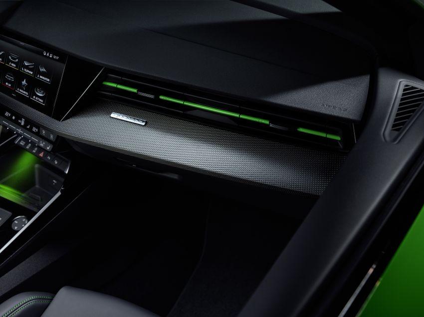 2022 Audi RS3 Sportback and RS3 Sedan debut – 400 PS/500 Nm 2.5 litre TFSI, Torque Splitter rear axle Image #1320954