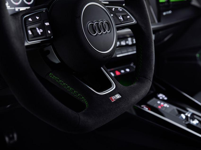 2022 Audi RS3 Sportback and RS3 Sedan debut – 400 PS/500 Nm 2.5 litre TFSI, Torque Splitter rear axle Image #1320958