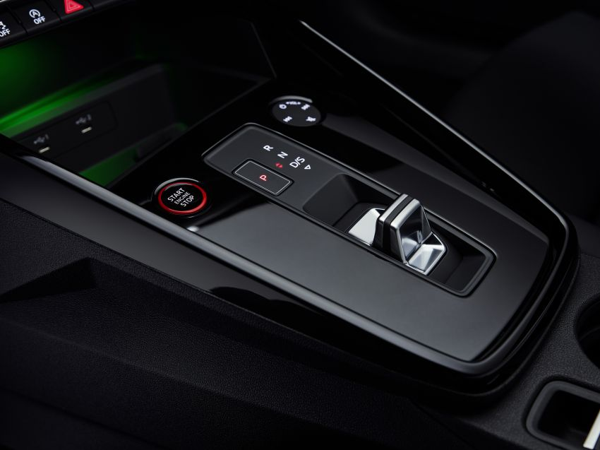 2022 Audi RS3 Sportback and RS3 Sedan debut – 400 PS/500 Nm 2.5 litre TFSI, Torque Splitter rear axle Image #1320959