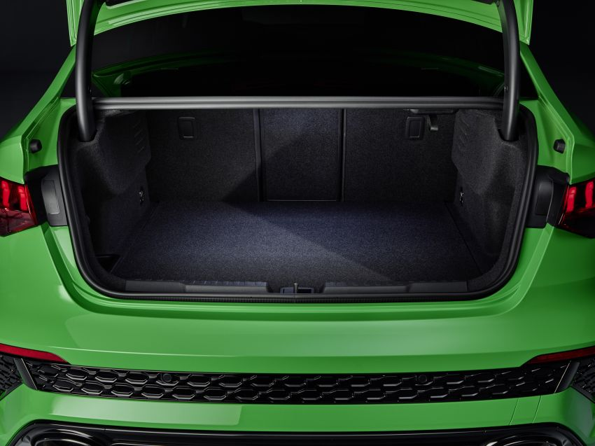 2022 Audi RS3 Sportback and RS3 Sedan debut – 400 PS/500 Nm 2.5 litre TFSI, Torque Splitter rear axle Image #1320963