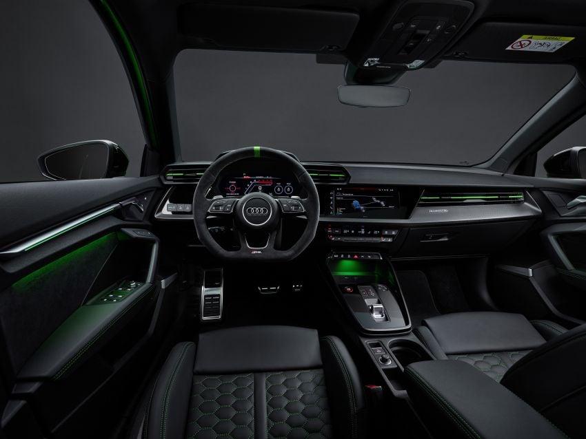 2022 Audi RS3 Sportback and RS3 Sedan debut – 400 PS/500 Nm 2.5 litre TFSI, Torque Splitter rear axle Image #1320969