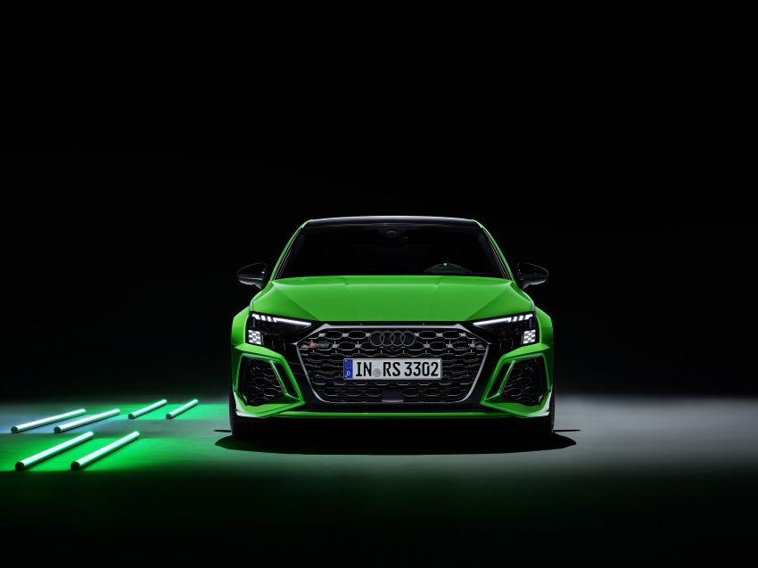 2022 Audi RS3 Sportback and RS3 Sedan debut – 400 PS/500 Nm 2.5 litre TFSI, Torque Splitter rear axle Image #1320971