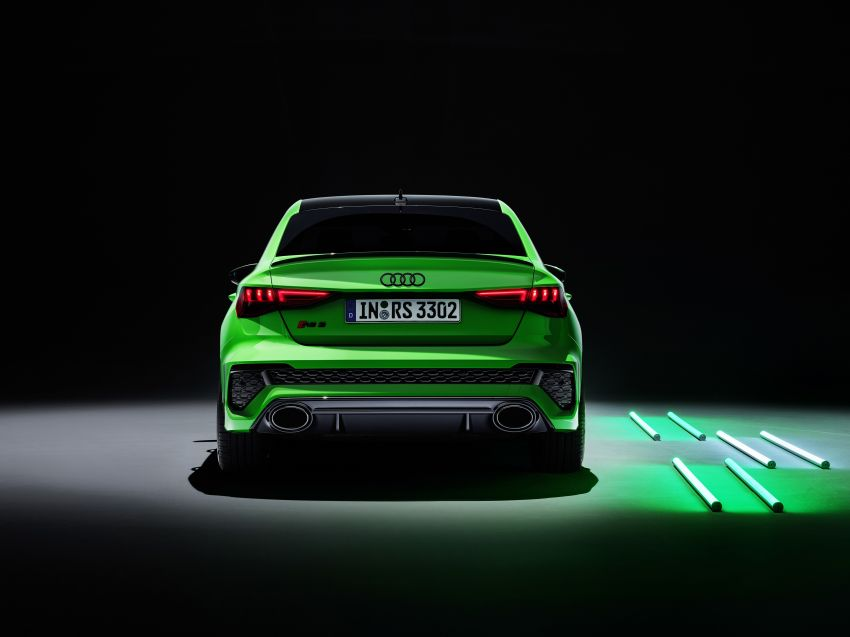 2022 Audi RS3 Sportback and RS3 Sedan debut – 400 PS/500 Nm 2.5 litre TFSI, Torque Splitter rear axle Image #1320972