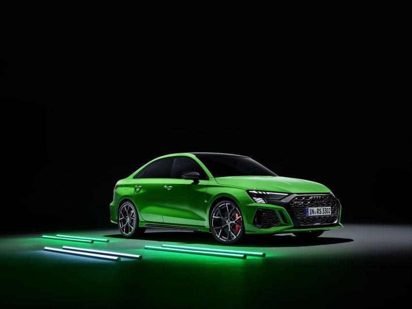 2022 Audi RS3 Sportback and RS3 Sedan debut – 400 PS/500 Nm 2.5 litre TFSI, Torque Splitter rear axle Image #1320974