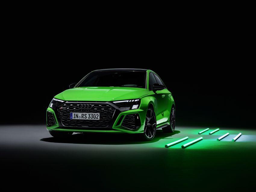2022 Audi RS3 Sportback and RS3 Sedan debut – 400 PS/500 Nm 2.5 litre TFSI, Torque Splitter rear axle Image #1320975