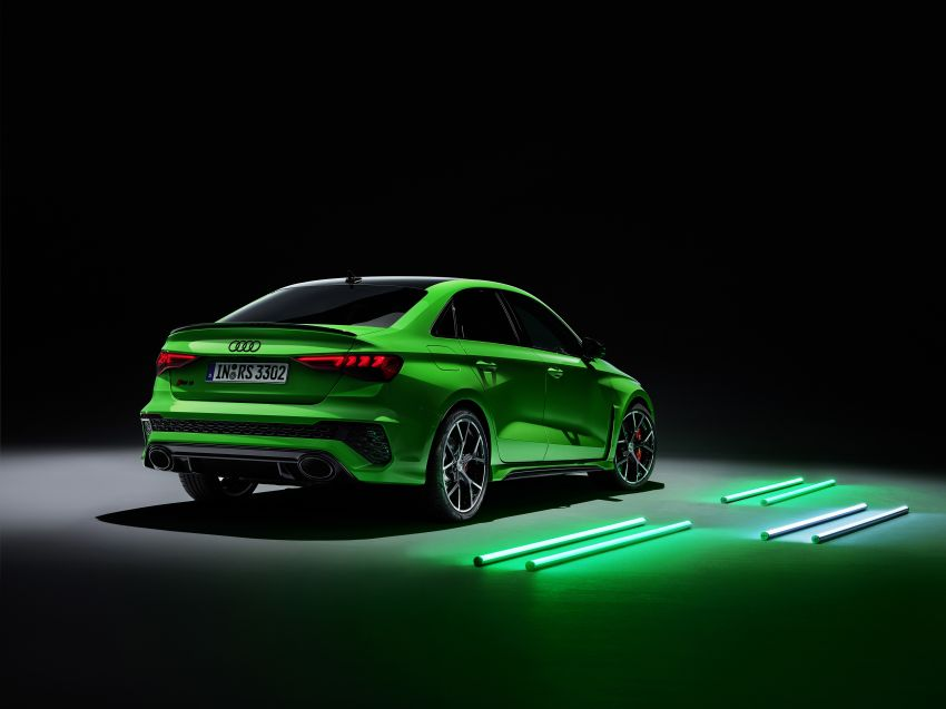 2022 Audi RS3 Sportback and RS3 Sedan debut – 400 PS/500 Nm 2.5 litre TFSI, Torque Splitter rear axle Image #1320976