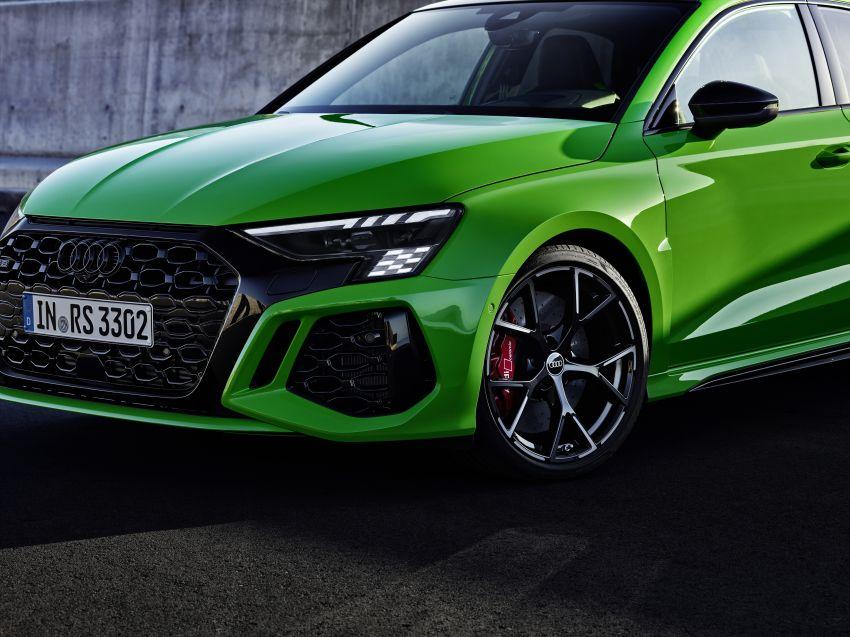 2022 Audi RS3 Sportback and RS3 Sedan debut – 400 PS/500 Nm 2.5 litre TFSI, Torque Splitter rear axle Image #1320876