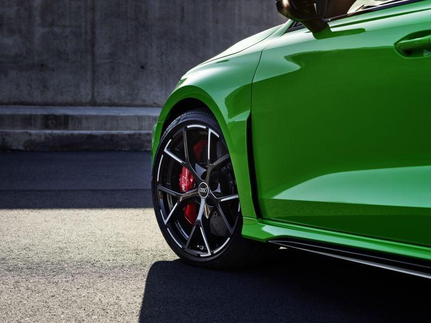 2022 Audi RS3 Sportback and RS3 Sedan debut – 400 PS/500 Nm 2.5 litre TFSI, Torque Splitter rear axle Image #1320877