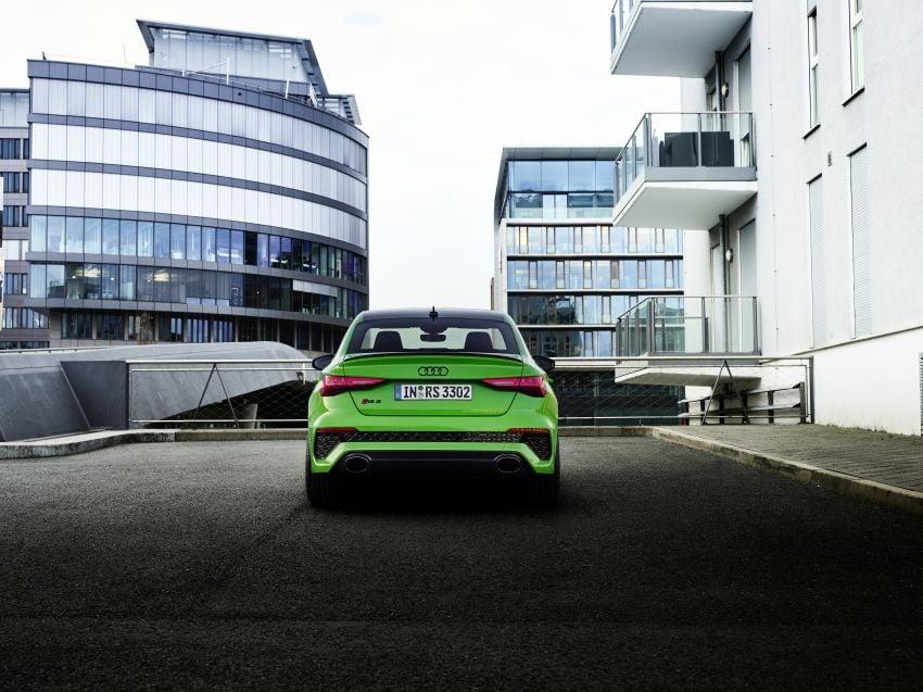 2022 Audi RS3 Sportback and RS3 Sedan debut – 400 PS/500 Nm 2.5 litre TFSI, Torque Splitter rear axle Image #1320881