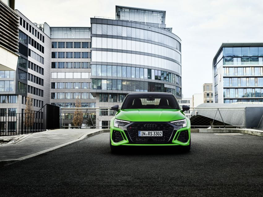 2022 Audi RS3 Sportback and RS3 Sedan debut – 400 PS/500 Nm 2.5 litre TFSI, Torque Splitter rear axle Image #1320882