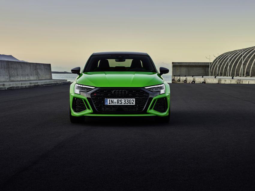 2022 Audi RS3 Sportback and RS3 Sedan debut – 400 PS/500 Nm 2.5 litre TFSI, Torque Splitter rear axle Image #1320886