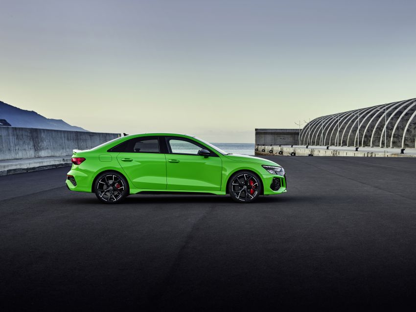 2022 Audi RS3 Sportback and RS3 Sedan debut – 400 PS/500 Nm 2.5 litre TFSI, Torque Splitter rear axle Image #1320889