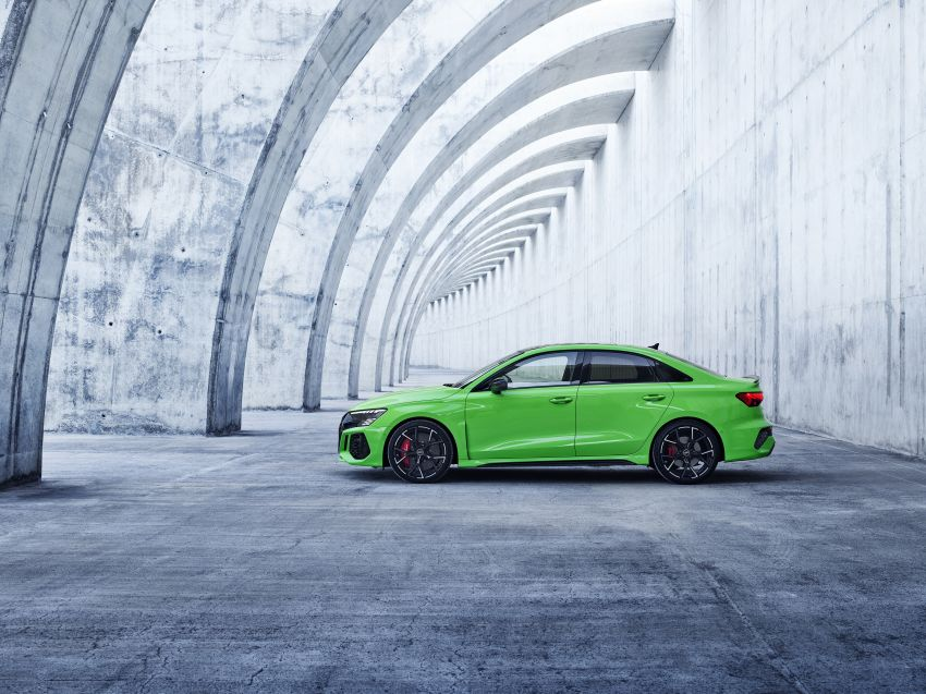 2022 Audi RS3 Sportback and RS3 Sedan debut – 400 PS/500 Nm 2.5 litre TFSI, Torque Splitter rear axle Image #1320895