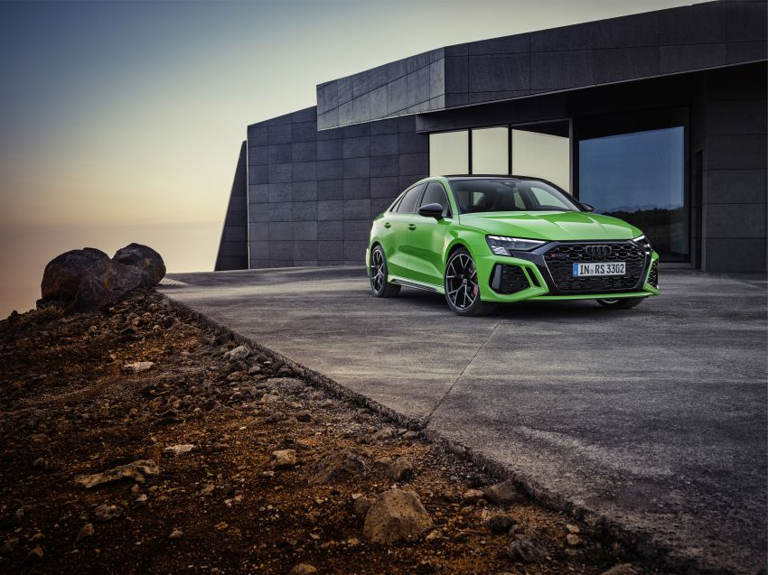 2022 Audi RS3 Sportback and RS3 Sedan debut – 400 PS/500 Nm 2.5 litre TFSI, Torque Splitter rear axle Image #1320901