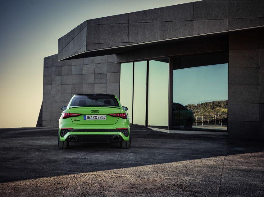 2022 Audi RS3 Sportback and RS3 Sedan debut – 400 PS/500 Nm 2.5 litre TFSI, Torque Splitter rear axle Image #1320909