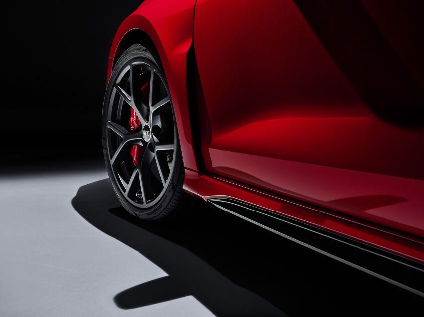 2022 Audi RS3 Sportback and RS3 Sedan debut – 400 PS/500 Nm 2.5 litre TFSI, Torque Splitter rear axle Image #1320835