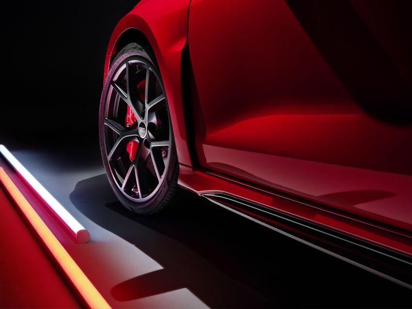 2022 Audi RS3 Sportback and RS3 Sedan debut – 400 PS/500 Nm 2.5 litre TFSI, Torque Splitter rear axle Image #1320836