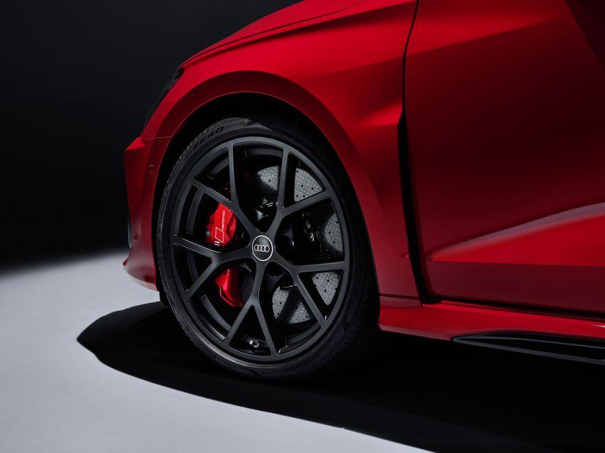 2022 Audi RS3 Sportback and RS3 Sedan debut – 400 PS/500 Nm 2.5 litre TFSI, Torque Splitter rear axle Image #1320837