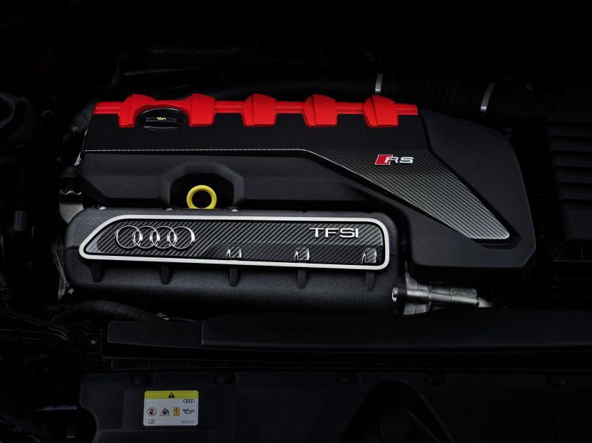 2022 Audi RS3 Sportback and RS3 Sedan debut – 400 PS/500 Nm 2.5 litre TFSI, Torque Splitter rear axle Image #1320856