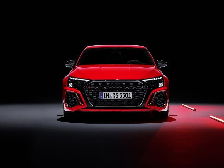 2022 Audi RS3 Sportback and RS3 Sedan debut – 400 PS/500 Nm 2.5 litre TFSI, Torque Splitter rear axle Image #1320866