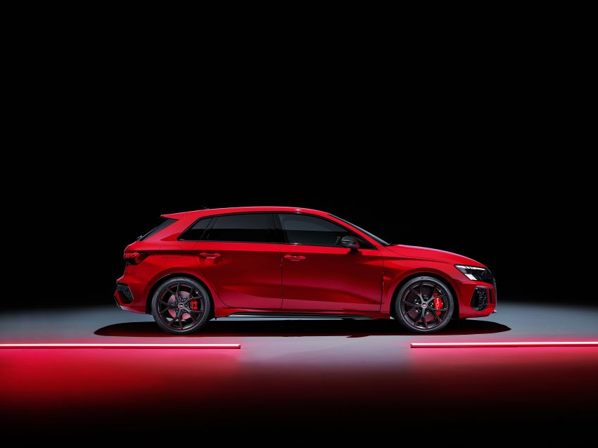 2022 Audi RS3 Sportback and RS3 Sedan debut – 400 PS/500 Nm 2.5 litre TFSI, Torque Splitter rear axle Image #1320868