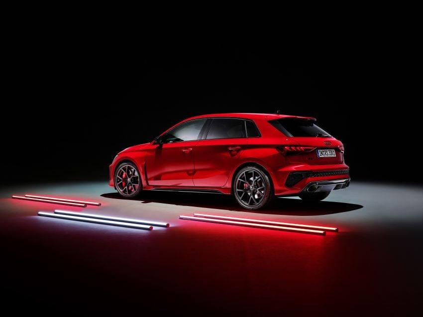 2022 Audi RS3 Sportback and RS3 Sedan debut – 400 PS/500 Nm 2.5 litre TFSI, Torque Splitter rear axle Image #1320872
