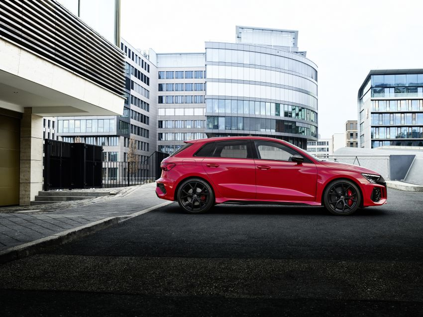 2022 Audi RS3 Sportback and RS3 Sedan debut – 400 PS/500 Nm 2.5 litre TFSI, Torque Splitter rear axle Image #1320778