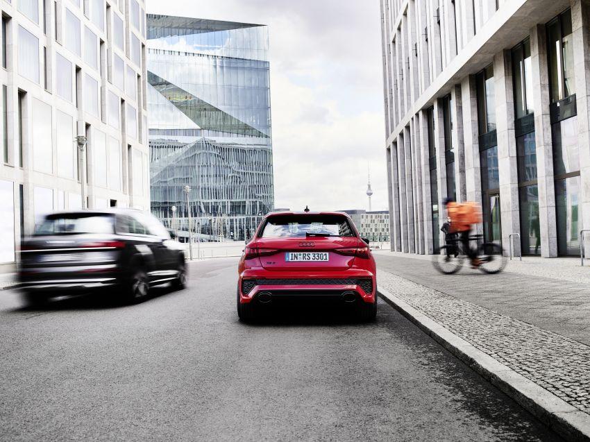 2022 Audi RS3 Sportback and RS3 Sedan debut – 400 PS/500 Nm 2.5 litre TFSI, Torque Splitter rear axle Image #1320783