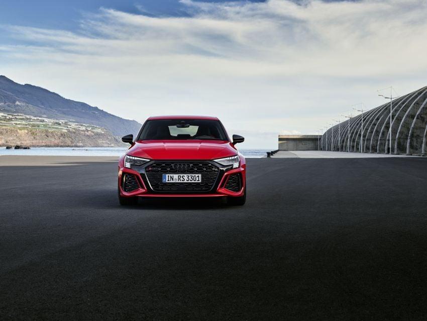 2022 Audi RS3 Sportback and RS3 Sedan debut – 400 PS/500 Nm 2.5 litre TFSI, Torque Splitter rear axle Image #1320787