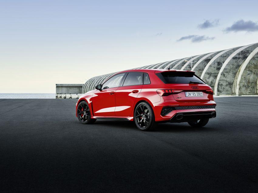 2022 Audi RS3 Sportback and RS3 Sedan debut – 400 PS/500 Nm 2.5 litre TFSI, Torque Splitter rear axle Image #1320791