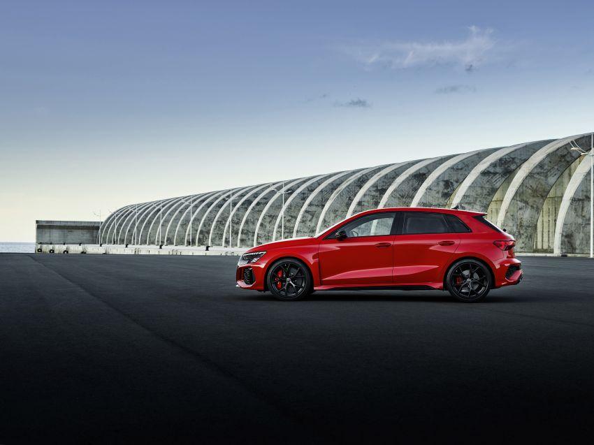 2022 Audi RS3 Sportback and RS3 Sedan debut – 400 PS/500 Nm 2.5 litre TFSI, Torque Splitter rear axle Image #1320793