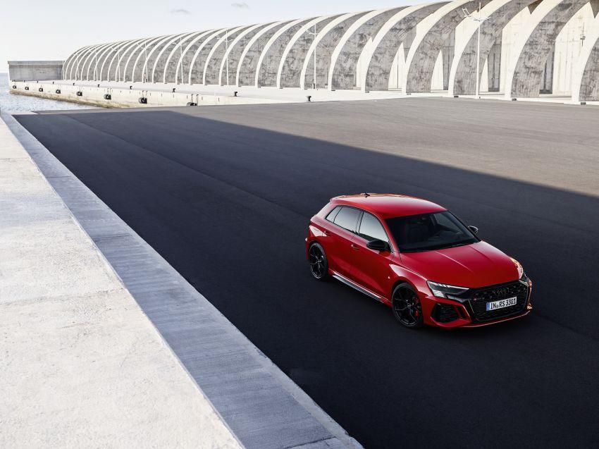 2022 Audi RS3 Sportback and RS3 Sedan debut – 400 PS/500 Nm 2.5 litre TFSI, Torque Splitter rear axle Image #1320795