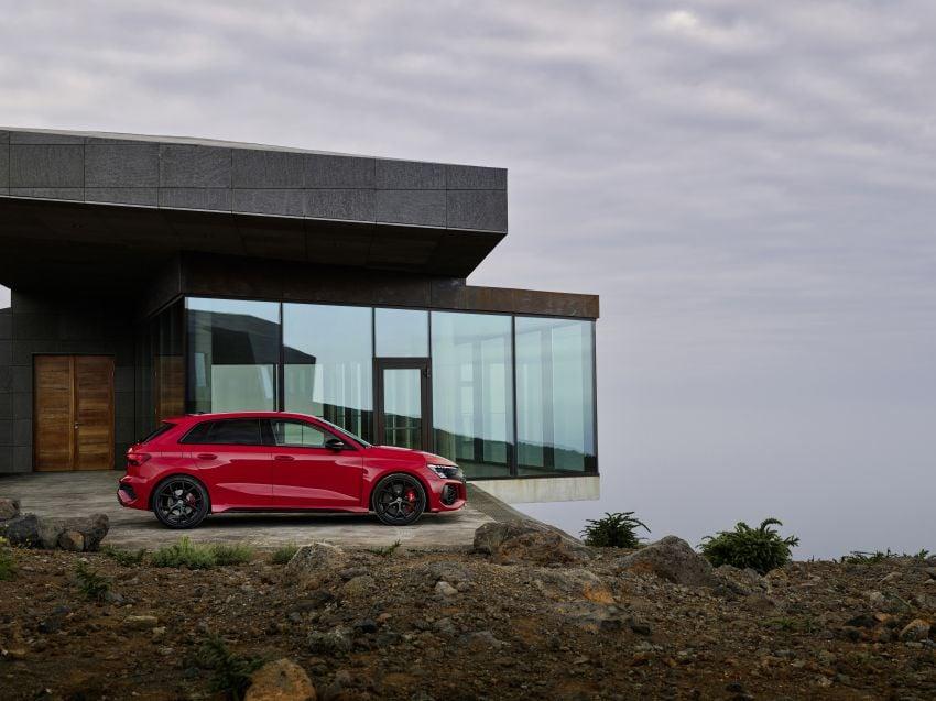 2022 Audi RS3 Sportback and RS3 Sedan debut – 400 PS/500 Nm 2.5 litre TFSI, Torque Splitter rear axle Image #1320803