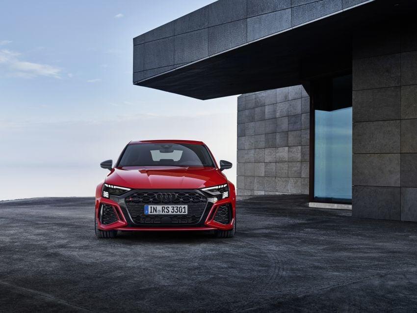 2022 Audi RS3 Sportback and RS3 Sedan debut – 400 PS/500 Nm 2.5 litre TFSI, Torque Splitter rear axle Image #1320805