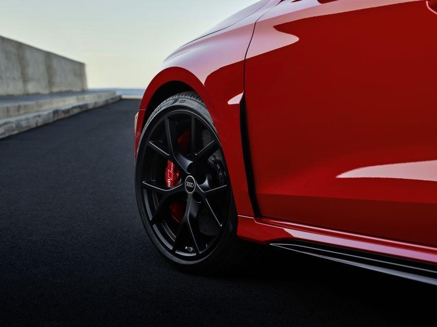 2022 Audi RS3 Sportback and RS3 Sedan debut – 400 PS/500 Nm 2.5 litre TFSI, Torque Splitter rear axle Image #1320809