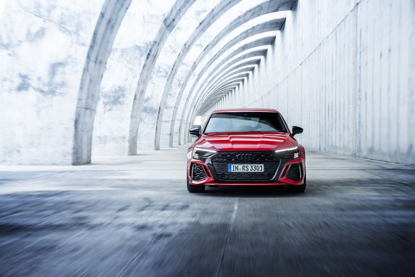 2022 Audi RS3 Sportback and RS3 Sedan debut – 400 PS/500 Nm 2.5 litre TFSI, Torque Splitter rear axle Image #1320811