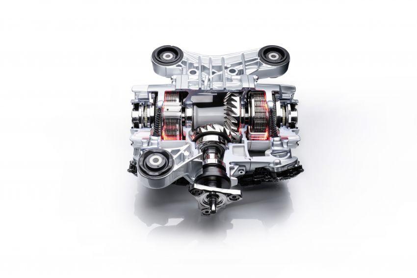 2022 Audi RS3 Sportback and RS3 Sedan debut – 400 PS/500 Nm 2.5 litre TFSI, Torque Splitter rear axle Image #1321098