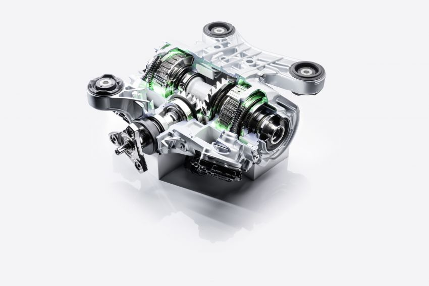2022 Audi RS3 Sportback and RS3 Sedan debut – 400 PS/500 Nm 2.5 litre TFSI, Torque Splitter rear axle Image #1321099