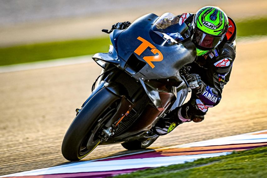 Petronas SRT takes on Crutchlow for three more races Image #1324631