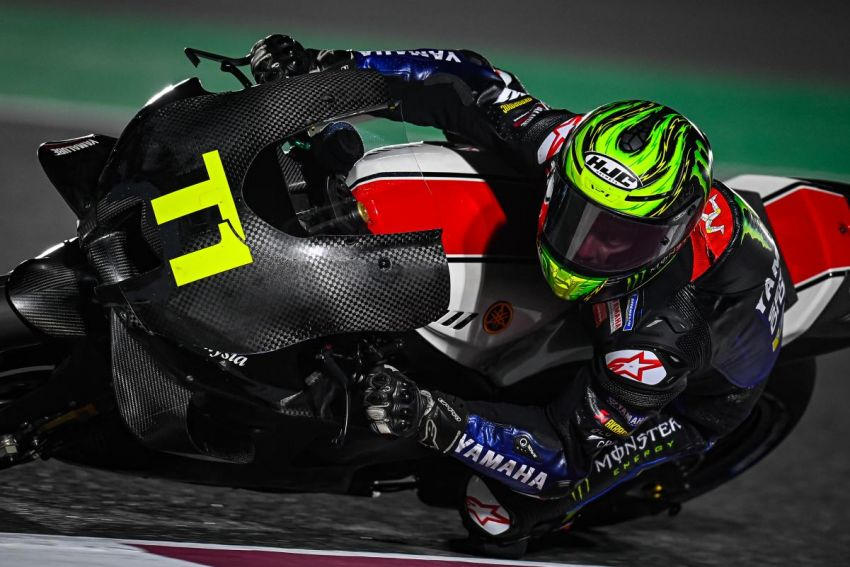 Petronas SRT takes on Crutchlow for three more races Image #1324633