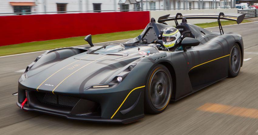 Dallara EXP track car debuts – 492 hp/700 Nm, 890 kg, 1,250 kg of downforce; cornering forces up to 2.7 <em>g</em> Image #1315007