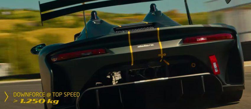 Dallara EXP track car debuts – 492 hp/700 Nm, 890 kg, 1,250 kg of downforce; cornering forces up to 2.7 <em>g</em> Image #1315016
