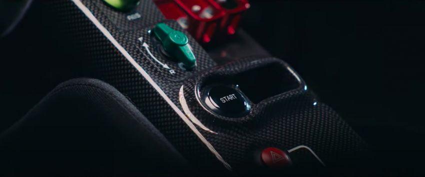 Dallara EXP track car debuts – 492 hp/700 Nm, 890 kg, 1,250 kg of downforce; cornering forces up to 2.7 <em>g</em> Image #1315011