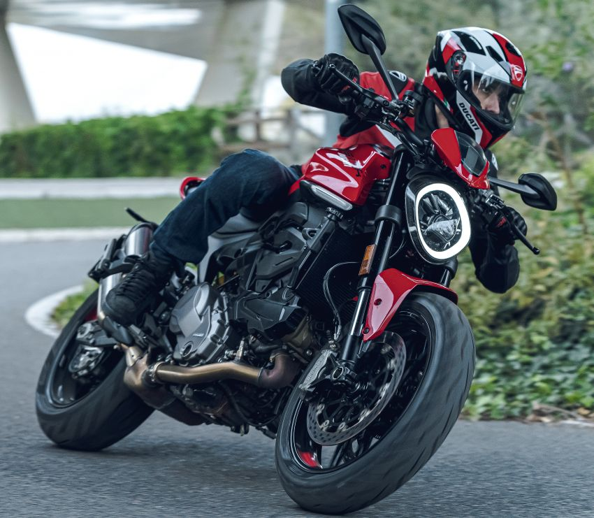 Ducati records 43% more sales in first half of 2021 Image #1320373