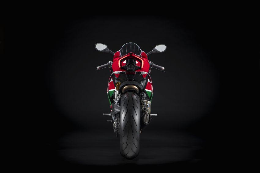 2021 Ducati Panigale V2 Bayliss celebrates 20th anniversary of Troy Bayliss' WSBK championship Image #1322329