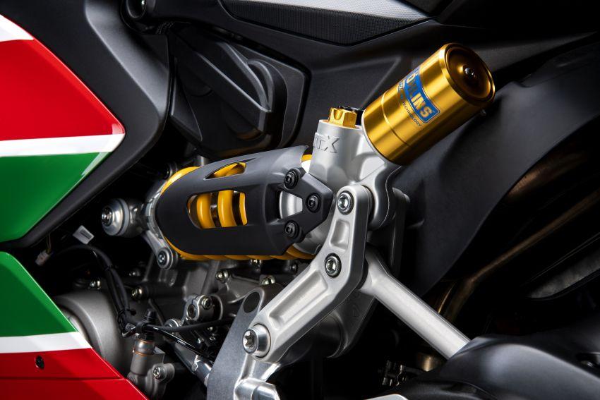 2021 Ducati Panigale V2 Bayliss celebrates 20th anniversary of Troy Bayliss' WSBK championship Image #1322319