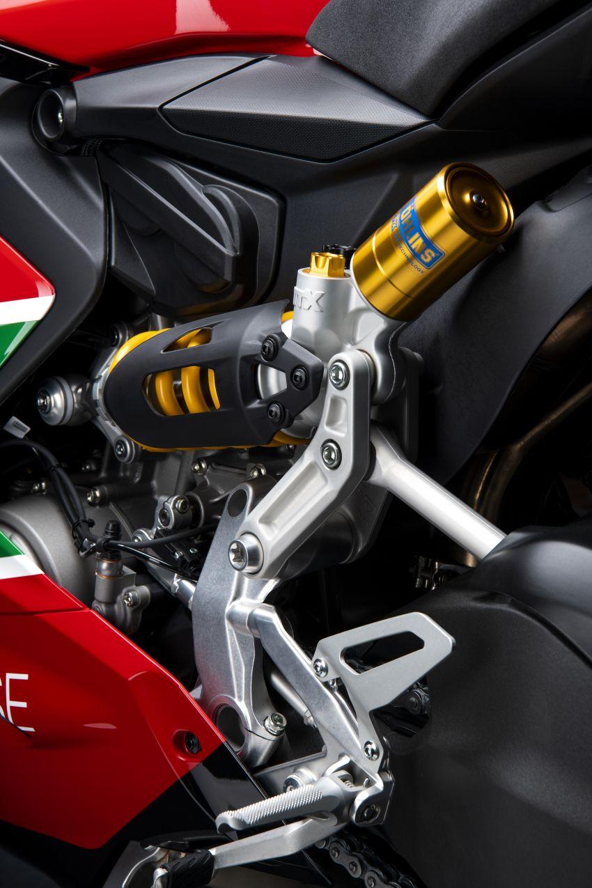 2021 Ducati Panigale V2 Bayliss celebrates 20th anniversary of Troy Bayliss' WSBK championship Image #1322320