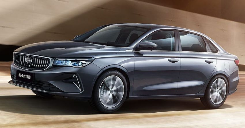 2021 Geely Emgrand sedan open for booking in China – 1.5L NA with CVT, priced from RM57k to RM60k Image #1325319