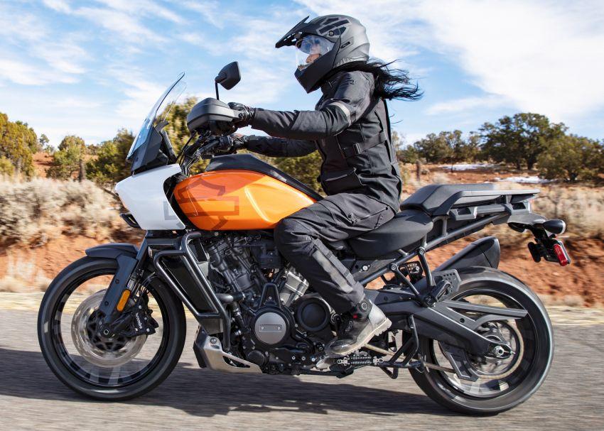 Harley-Davidson sees 77% increase in 2021 Q2 sales Image #1322513